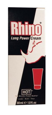 Rhino Long Power Cream