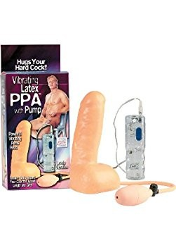 Vibrating Latex PPA w/Pump