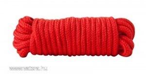 GP BONDAGE ROPE  piros kötél (5 Méter )