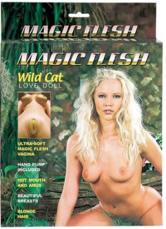 MAGIC FLESH WILD CAT