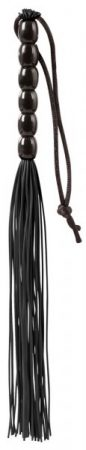 GP RUBBER MINI WHIP BLACK - gumi ostor