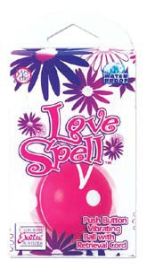Love Spell Vibrating Ball lila
