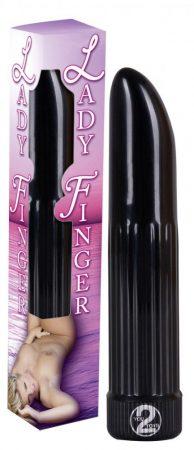 Lady Finger rúd vibrátor több színben