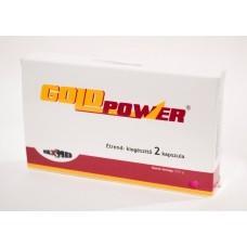 Gold Power Potencianövelő kapszula 2db