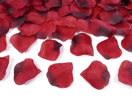 Piros rózsaszirom 100 db/cs