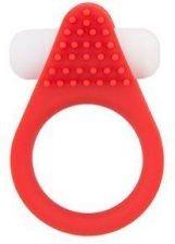 Dream Toys Lit- Up szilikon vibro péniszgyűrű  (türkiz)