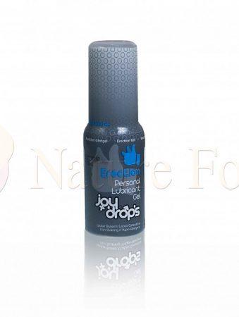 Joydrops Erection- Erekciót Segítő Síkosító Gél - 50 ml