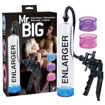 Mr BIG péniszpumpa