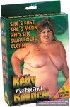 Betty kövér felfújható guminő