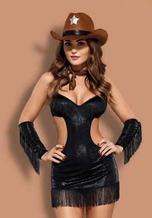OBSESSIVE, SHERIFFIA SZEXI JELMEZ