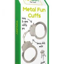 ToyJoy Metal FunCuffs,  Metál bilincs