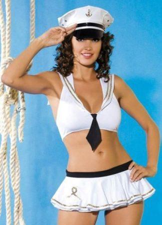 Obssesive sailor matróz nő