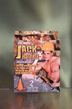 Jack Hmmer gumi fiú