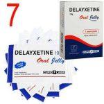 DELAYXETINE ORAL JELLY- 7 db tasak, szájba oldódó, magömlés késleltető zselé