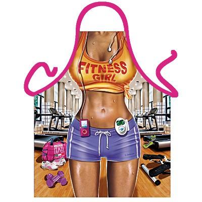 Fitness Lady Kötény