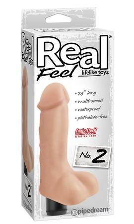 Real Feel Élethű Toyz No. 2 vibrátor