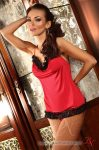 Giovanna red, piros kombiné (Beauty Night)
