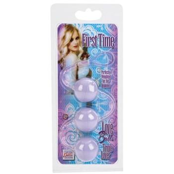 First Time Triple Love Balls