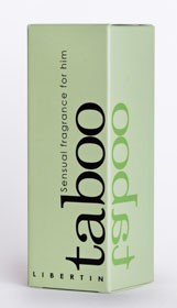 Taboo Libertin pheromonos parfüm férfiaknak (több féle)
