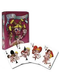 XXX Playing Cards- Kártyajáték