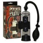 Power Pump Pénisz pumpa  vibrátoros