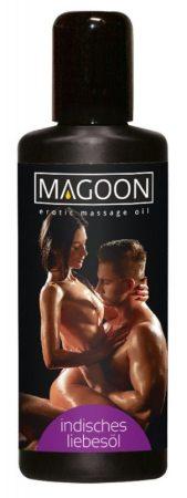 Magoon indiai szerelem  masszázs olaj (50 ml)