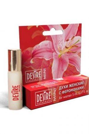 Desire mini Pheromonos parfüm hölgyeknek