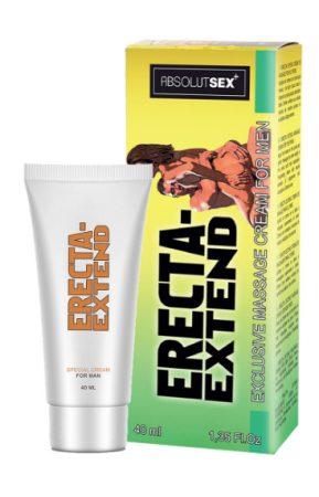 Erecta- Extend PÉNISZ KRÉM 40 ml  3100002704