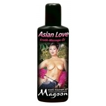 Ázsia szerelem masszázsolaj - 100ml