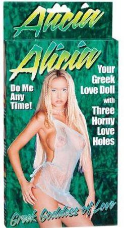 Seven Creations Alicia görög szerető