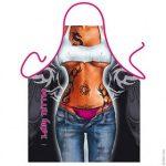 Lady Tattoo Kötény