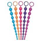 ToyJoy Funky Bum Beads anál golyósor több színben