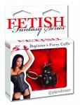 Fetish Fantasy Series Beginner's Furry PLÜSS Bilincs (Tőbb szinben)